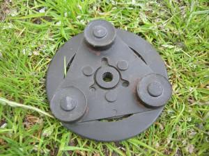 Восстановление прижимных дисков компрессоров кондиционеров