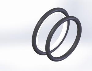 Новый задний гидроамортизатор Citroen XM